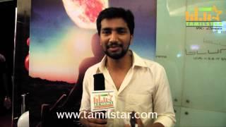 Producer Vishnu Murali at Appuchi Gramam Movie Audio Launch