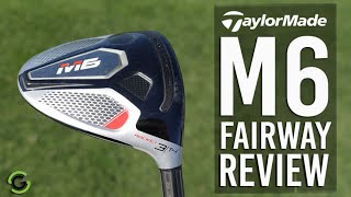 Golfshake reviews the Taylormade M6 fairway wood