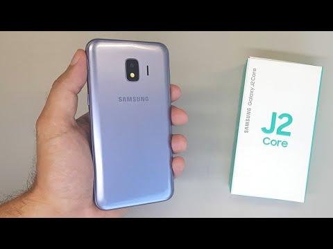 CELULAR SMARTPHONE SAMSUNG J2 CORE, 16GB, 1GB RAM