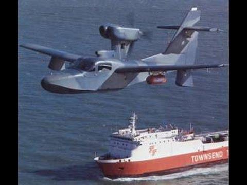 SECRET Military Seaplane Fighter: SeaWolf Amphibian (SWA)