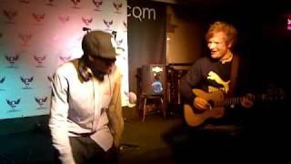 Ed Sheeran & Dot Rotten - Goodbye To You, Live