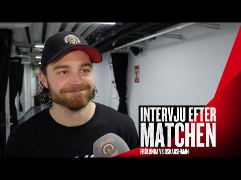 Youtube: Niklas Rubin sammanfattar 4-1 mot Oskarshamn: och sin