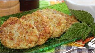 Что приготовить из кабачков?!Греческие котлеты из кабачков со сметаной. Быстро и вкусно!