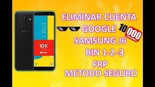 Bypass FRP Google Account Samsung Galaxy J6 (2018) Remove FRP