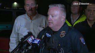 Officials provide update on death of Nassau Bay police sergeant