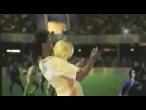 Ronaldinho Commercial That You Never Seen