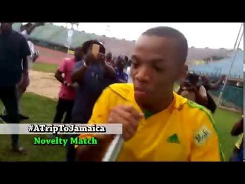 A Trip To Jamaica - Novelty Match