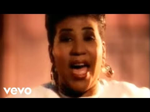 Aretha Franklin - A Deeper Love (Official Music Video)