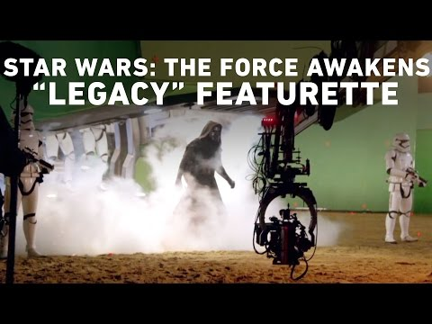 "Star Wars: The Force Awakens ""Legacy"" Featurette (Comic Con Experience, Brazil)"