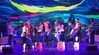 Jóvenes de Jaén en Concierto con Gen Verde