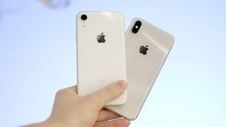 iPhone Xr vs iPhone Xs / Xs Max - Was lohnt sich mehr zu kaufen?