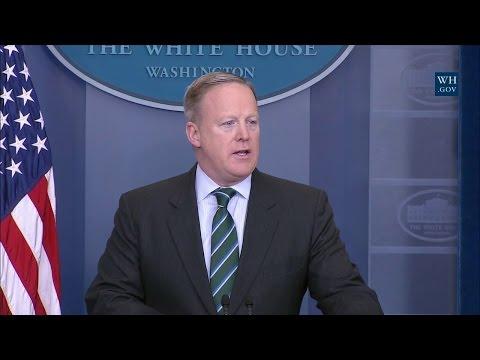 3/14/17: White House Press Briefing