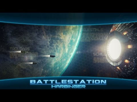 Battlestation: Harbinger Official Trailer thumbnail