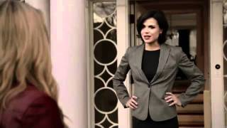 Regina remet Emma à sa place VO