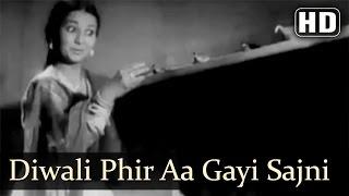 Diwali Phir Aa Gayi Sajni   Khazanchi Songs - YouTube