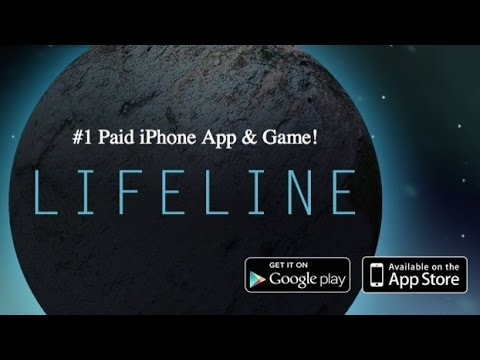 Lifeline (iPhone/Apple Watch/iPad/Android) Launch Trailer - Official Mobile Game (2015)