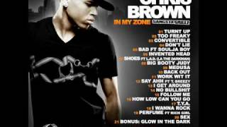 8. Chris Brown - Big Booty Judy (In My Zone)