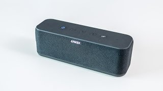 Anker Soundcore Boost - soundcheck