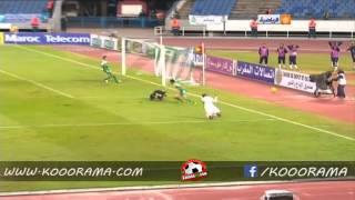 مباراة كاملة نهائي كأس العرش بين الرجاء 0- 0 الدفاع الحسني الجديدي(4-5) شوطين إضافيين+ضربات الترجيح