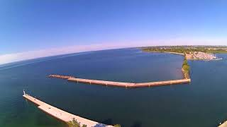 WHITBY ONTARIO DRONE VIEWS