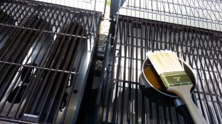 How to Season/Cure your new BBQ Grill or Smoker Charcoal & Gas