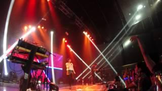 Chvrches - Dead Air (Live in Manila 2014)
