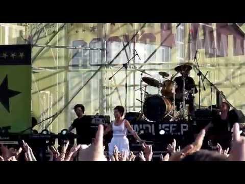 Мураками - Бред @ Rock's Park Fest, 26.07.15
