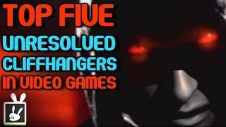 Top Five Unresolved Cliffhangers in Video Games