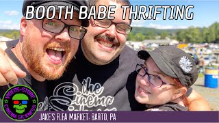 Jake's Flea Market: Barto, PA | Booth Babe Thrifting