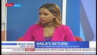 Police clash with NASA supporters as they head to CBD to welcome Raila Odinga