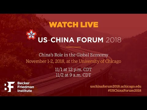 US - China Forum 2018