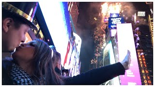 My New Year's Eve in NYC!   Off-Air With Sisanie