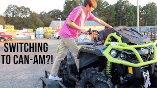 I BOUGHT THE 2020 CAN-AM OUTLANDER XMR 850!!