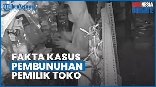 Fakta Baru Kasus Pembunuhan Pemilik Toko di Blitar, Gagang Cangkul hingga Pernah Kehilangan Rp1 M