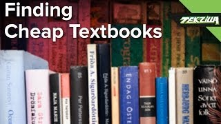 Finding Cheap Textbooks!