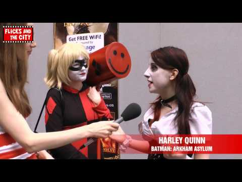 Harley Quinn Twins Cosplay Interview | MTW