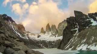 "Torres del Paine ""W"" Trail- Patagonia Oct. 2014"
