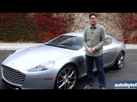 Aston Martin Rapide S Video
