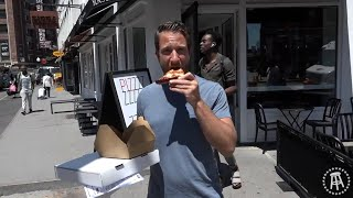 Barstool Pizza Review - Black Square Pizza