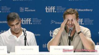 Ryan Gosling Press Interview for Ides of March