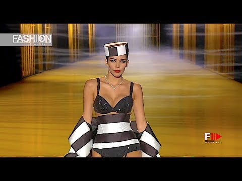 ANDRES SARDA Highlights MBFW Fall 2018 2019 Madrid - Fashion Channel