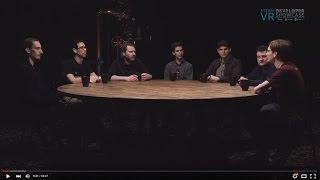SteamVR Developer Roundtable – Session 1