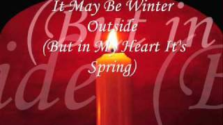It May Be Winter Outside (But in My Heart It's Spring) / Felice Taylor (1967)