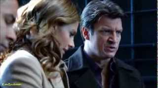 "Castle 6x14 ""Dressed To Kill"" Castle's Theories Crime scene investigation (HD)"