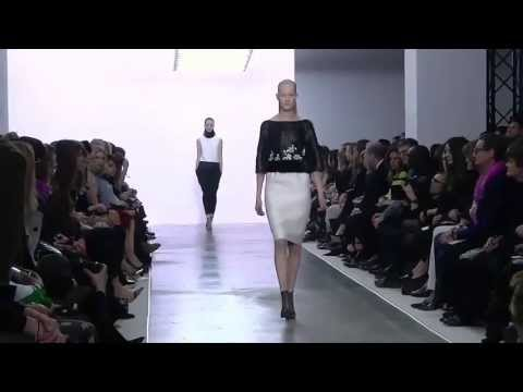 Paris Fashion Week Coverage: Giambattista Valli Fall/Winter 2013 Collection