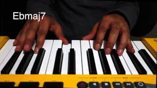 """How To Play Anthony Hamilton """"Can't Let Go"""""""