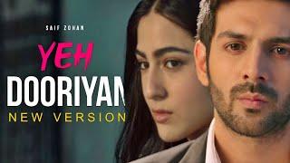Yeh Dooriyan 2020 (New Version) - Love Aaj Kal 2   Lyrics