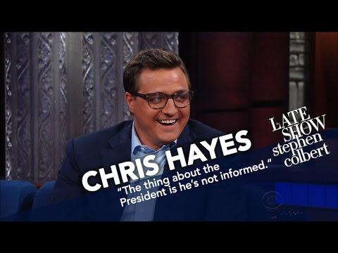 Chris Hayes Senses Trump Lacks Something Called 'Principles'