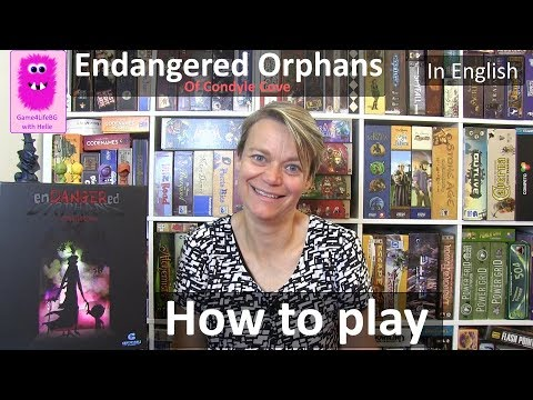 How to play Endangered Orphans of Condyle Cove