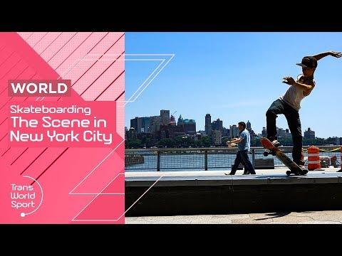 New York City: The Spiritual Home of Skateboarding? | Trans World Sport